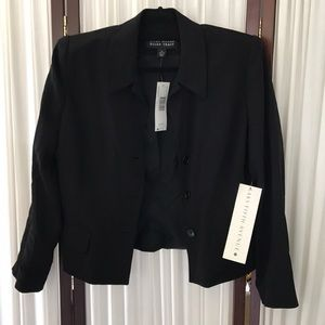 Saks Fifth avenue Linda Allard formal short jacket